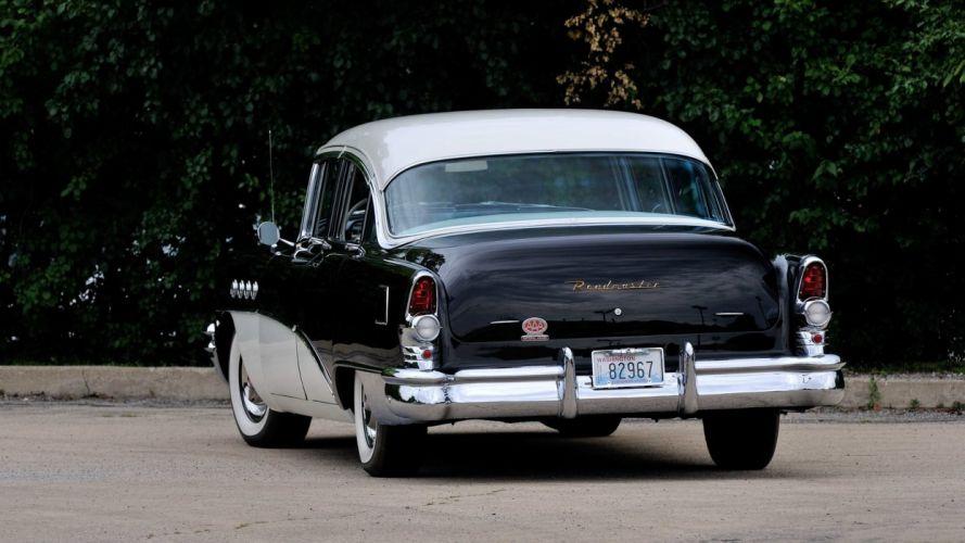 1955 Buick Roadmaster Sedan cars classic wallpaper