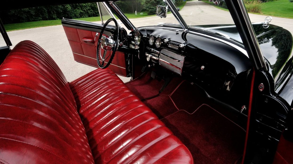 1949 Buick Roadmaster Convertible Coupe cars classic wallpaper