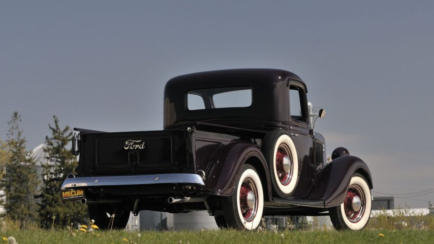 1936 Ford (V8) Model-67 Pickup cars classic wallpaper