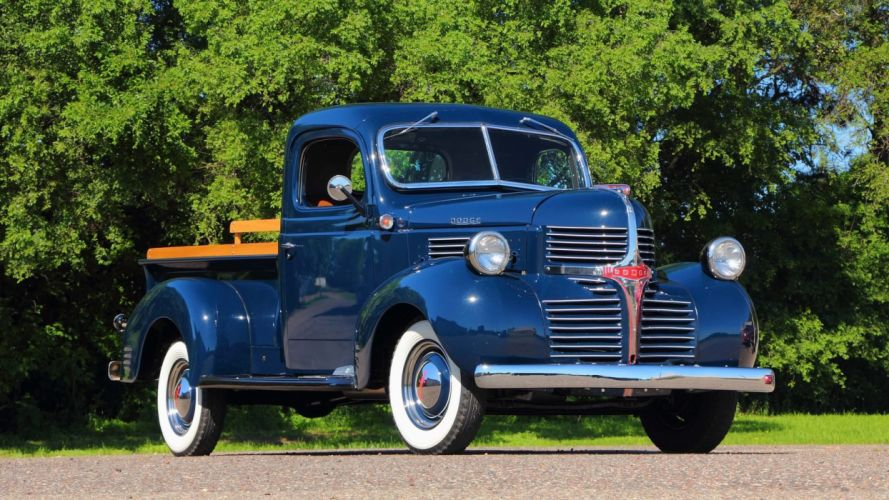 1946 Dodge Job-Rated Pickup cars classic wallpaper