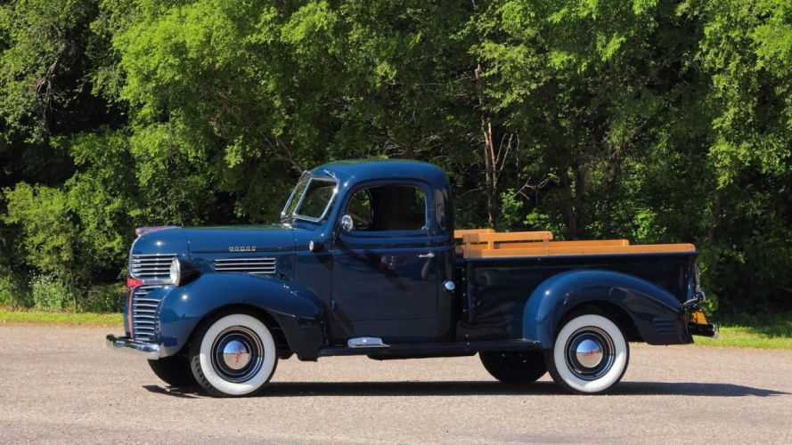 1946 Dodge Job-Rated Pickup cars classic wallpaper