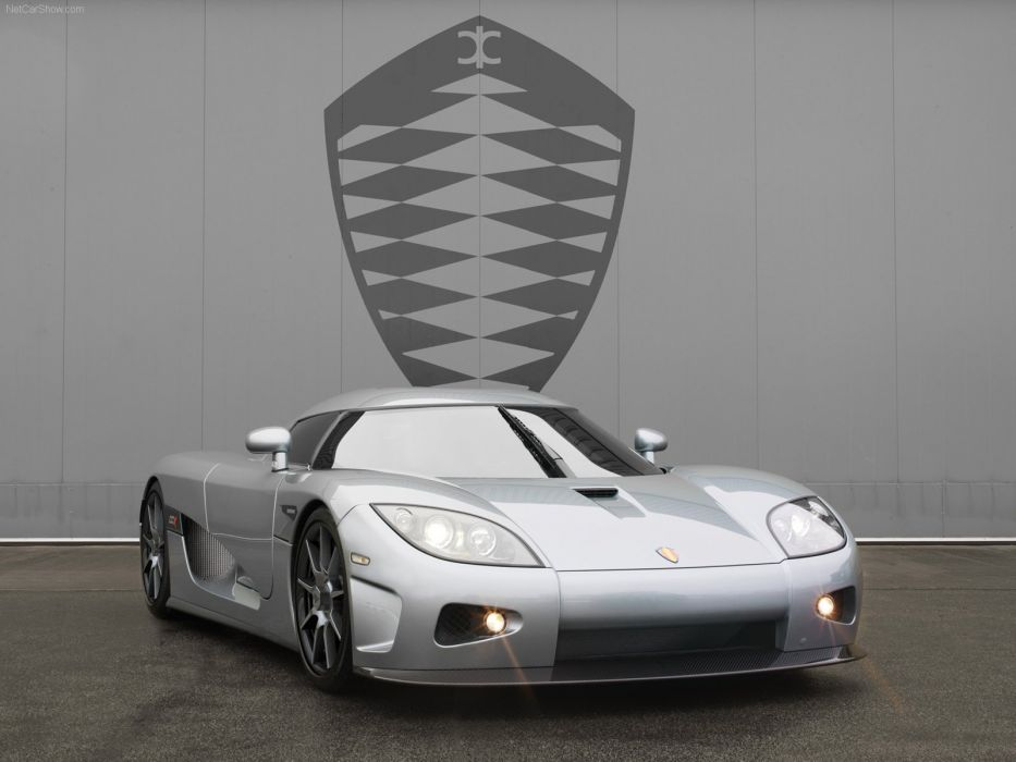Koenigsegg CCX 2006  wallpaper
