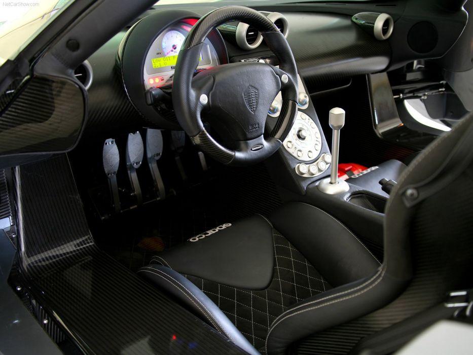 Koenigsegg CCX 2006  wallpaper