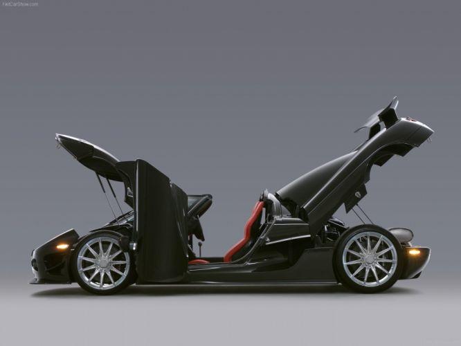 Koenigsegg CCXR Edition 2008 wallpaper
