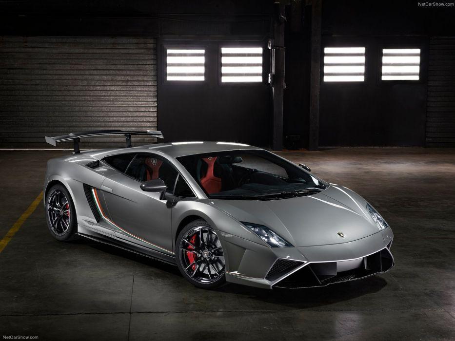 Lamborghini Gallardo LP570-4 Squadra Corse 2014  wallpaper