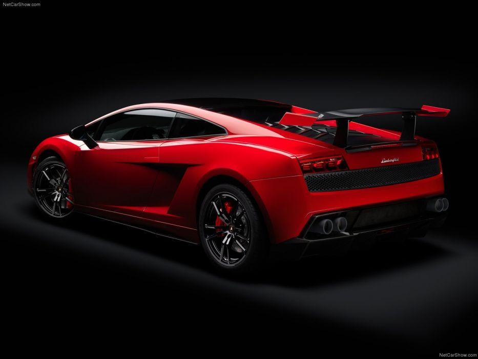 Lamborghini Gallardo LP570-4 Super Trofeo Stradale 2012  wallpaper