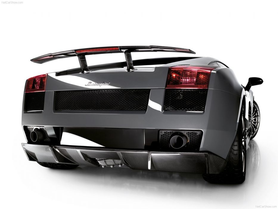 Lamborghini Gallardo Superleggera 2008  wallpaper