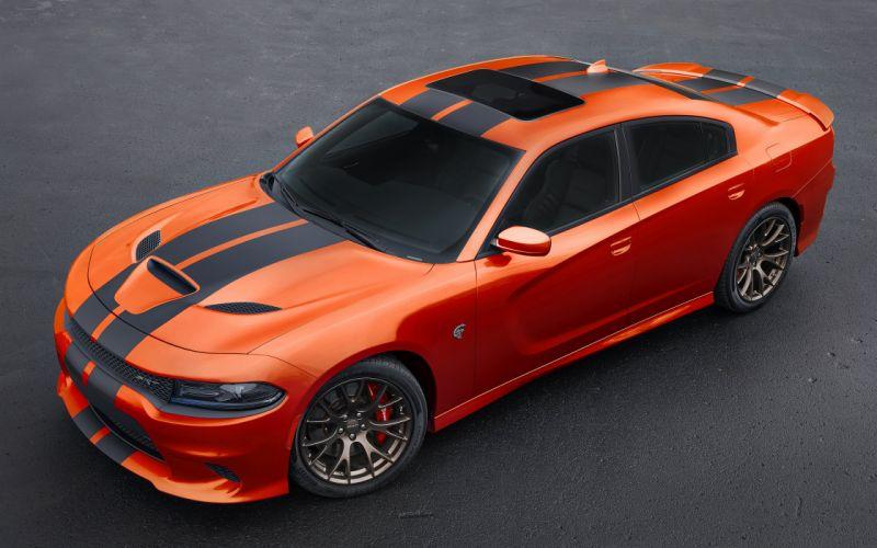 2017 Dodge Charger SRT wallpaper