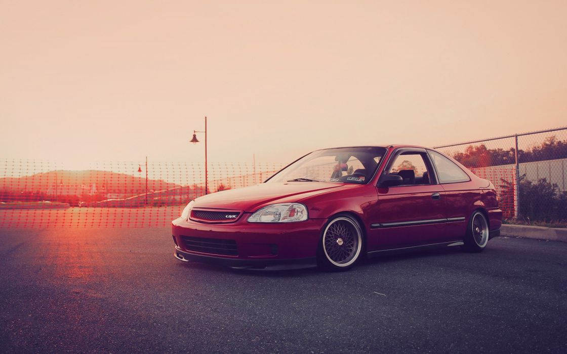 cars vehicles Honda Civic Si 1920x1200 wallpaper