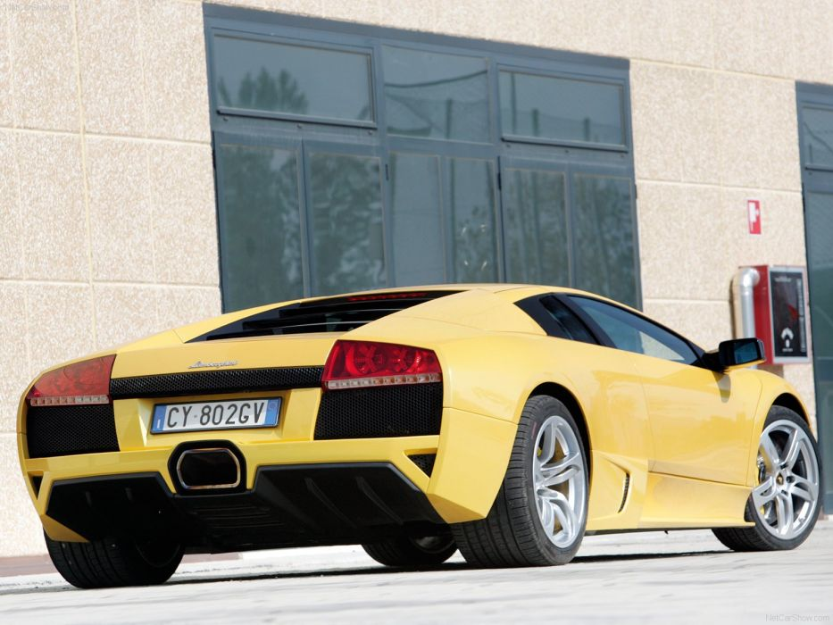 Lamborghini Murcielago LP640-2 2006  wallpaper