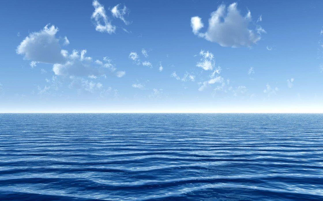 oceano agua naturaleza wallpaper