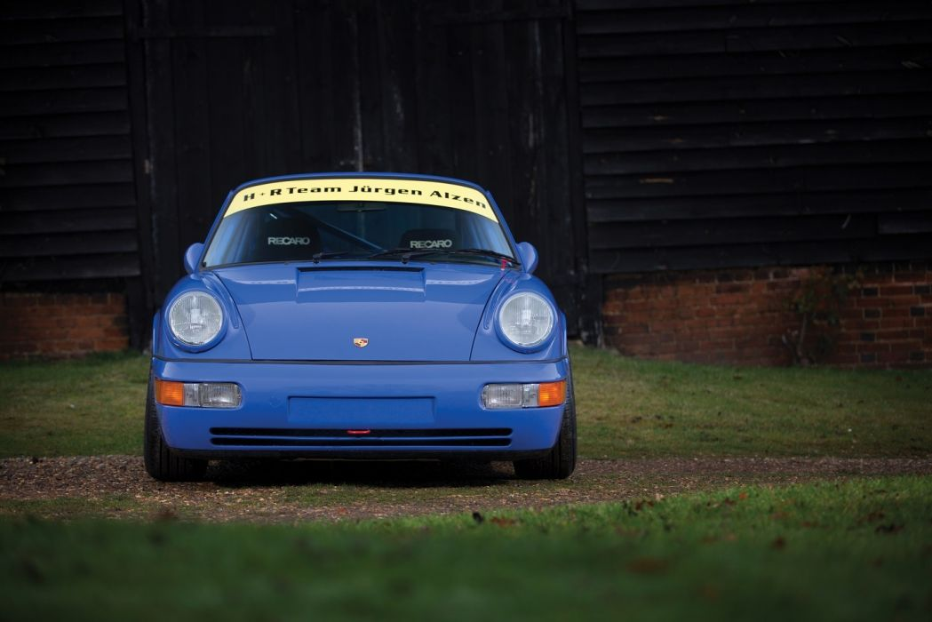 Porsche 911 Carrera (2) Cup (964) cars 1990 wallpaper