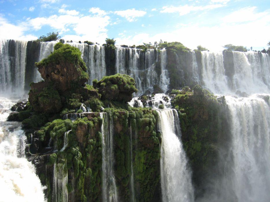 cataratas iguazu argentina wallpaper
