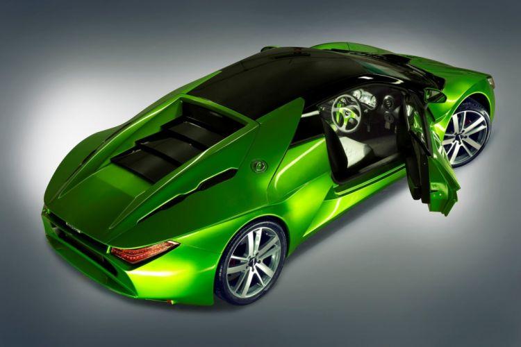 DC-Design Avanti concept cars 2014 wallpaper