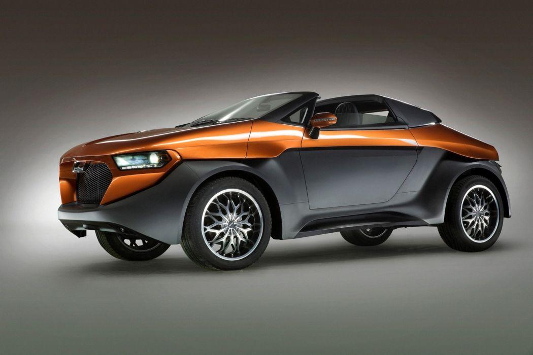 DC-Design Eleron concept cars 2014 wallpaper