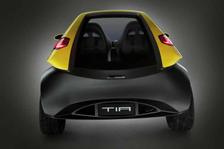DC-Design Tia concept cars 2014 wallpaper