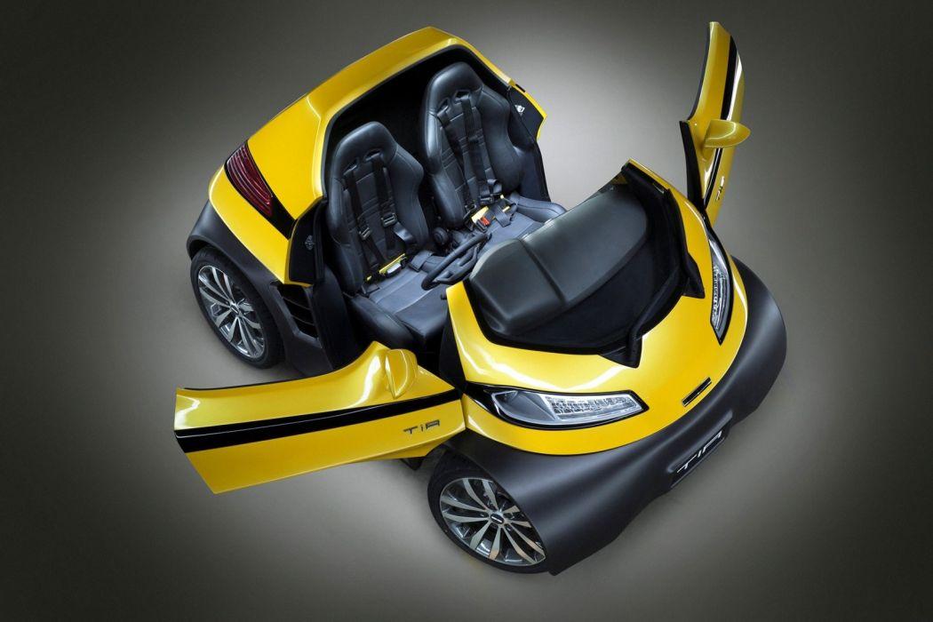DC-Design Tia concept cars 2014 wallpaper
