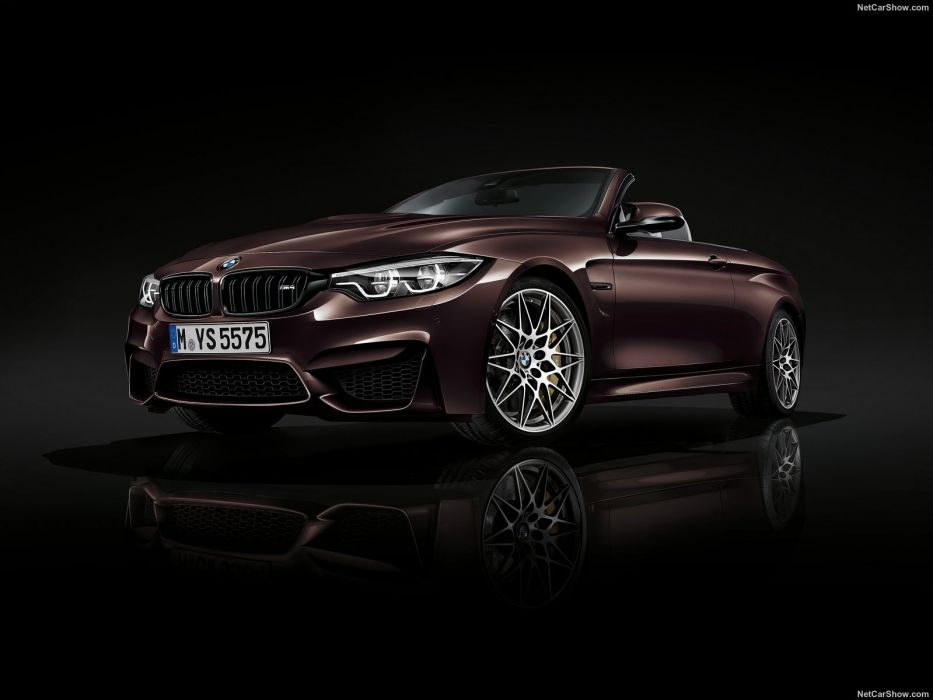 BMW (M4) Convertible cars 2017 wallpaper