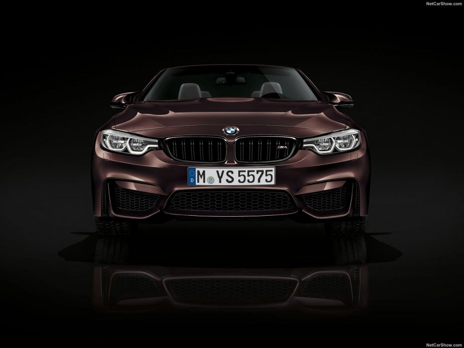 BMW (M4) Convertible cars 2017 wallpaper