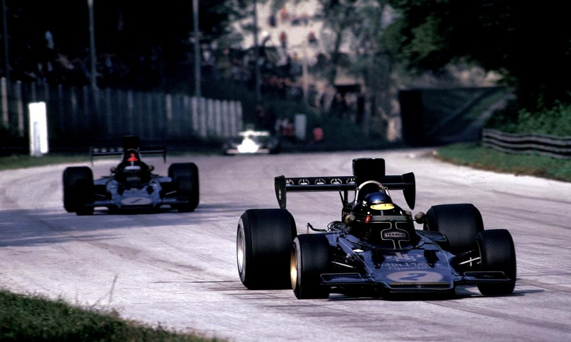 Lotus 73 Classic Formula One wallpaper