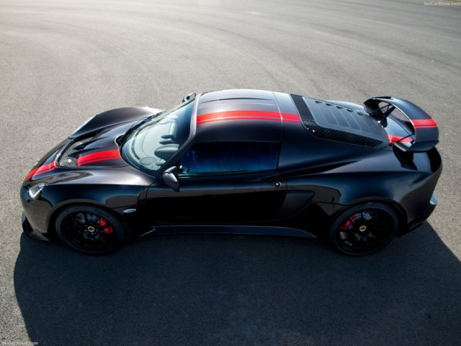 Lotus Exige 350 Special Edition 2016 wallpaper