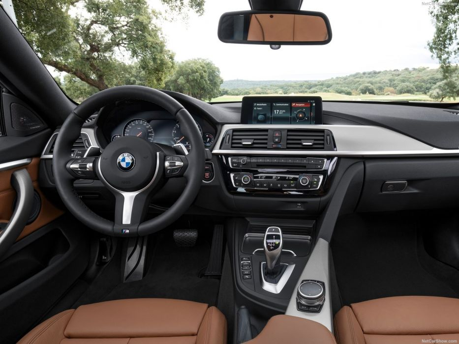 BMW 4-Series cars Gran Coupe 440i cars 2017 wallpaper