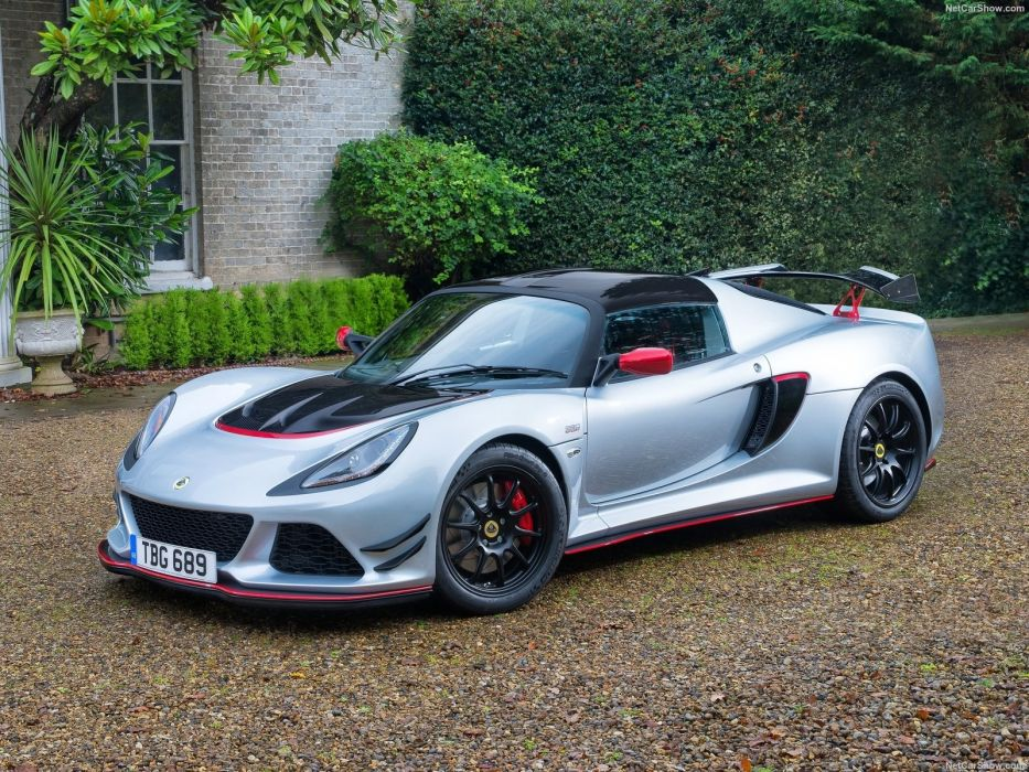 Lotus Exige Sport 380 2017 wallpaper