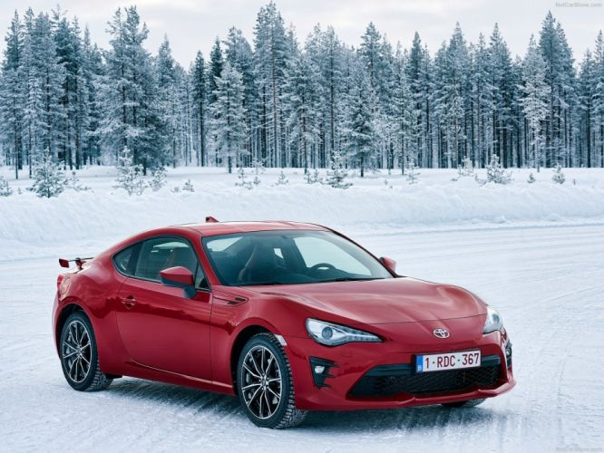 Toyota GT86 cars coupe 2017 wallpaper