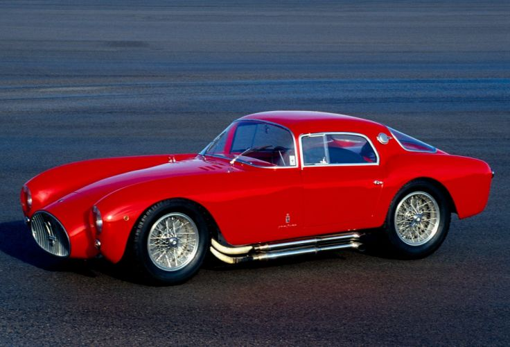 Maserati A6 wallpaper