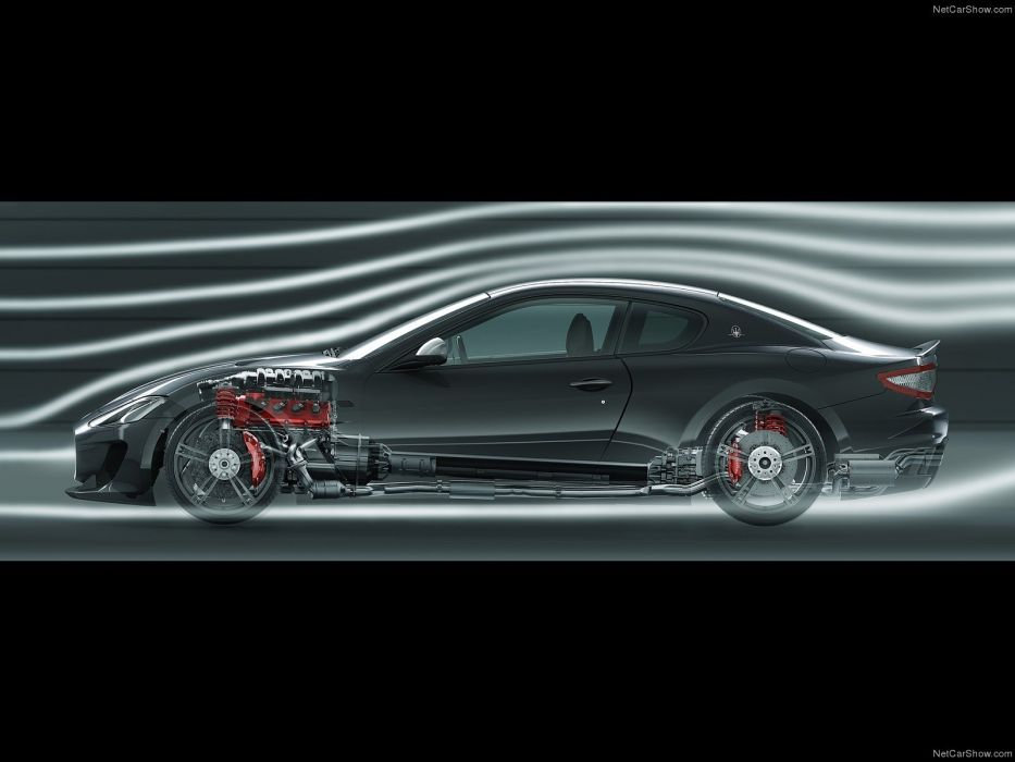 Maserati GranTurismo MC Stradale wallpaper