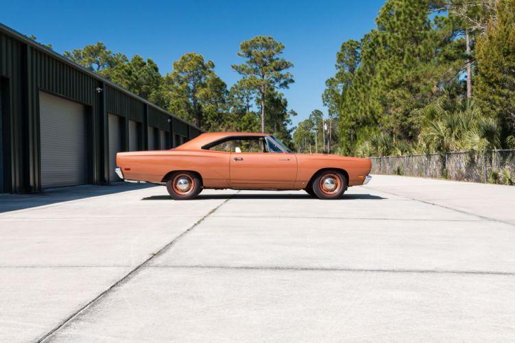 1969 PLYMOUTH ROADRUNNER hemi cars wallpaper