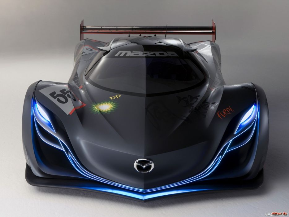 Mazda Furai Concept wallpaper