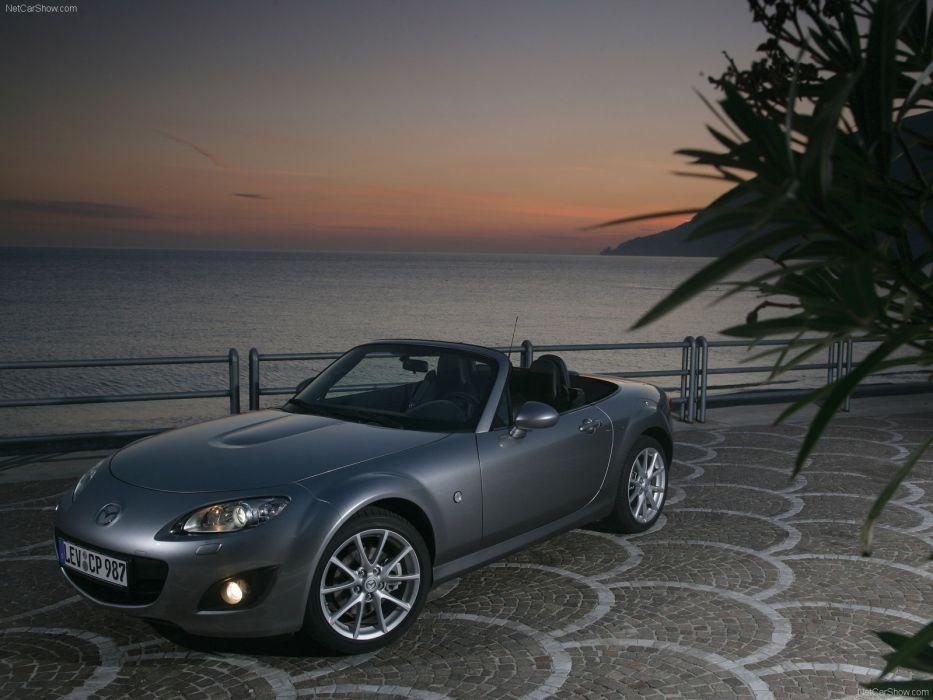 Mazda MX-5 2009  wallpaper