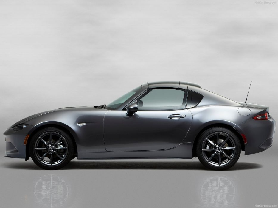 Mazda MX-5 RF 2017  wallpaper
