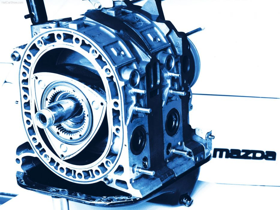 Mazda Rotary Engine Wankel wallpaper