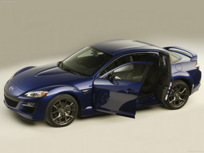 Mazda RX-8 2009 wallpaper