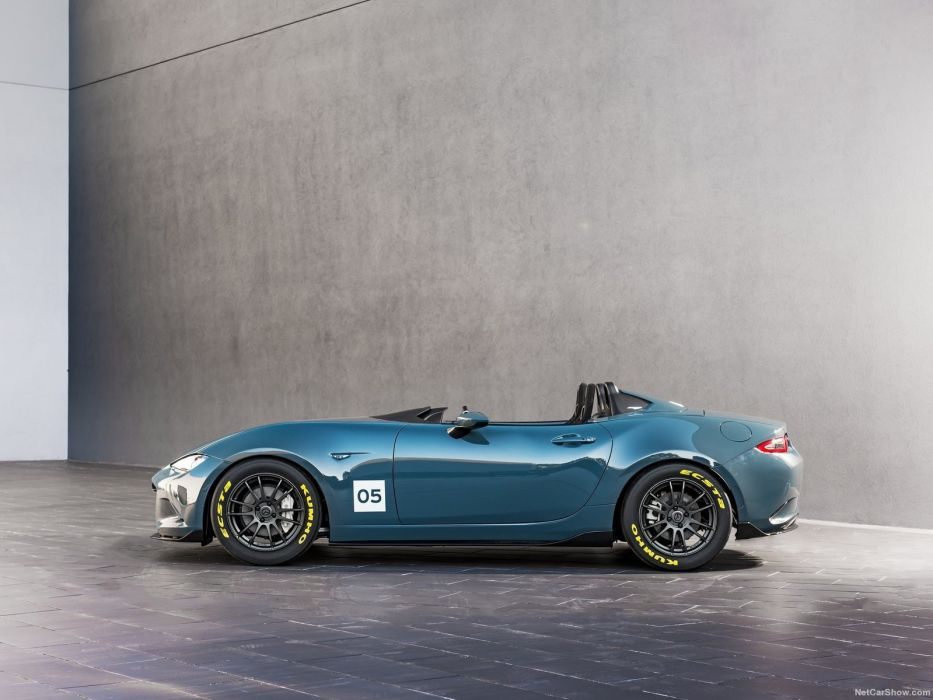 Mazda-MX-5 Speedster Concept 2015 wallpaper