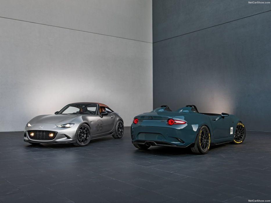 Mazda-MX-5 Speedster Concept 2015 wallpaper