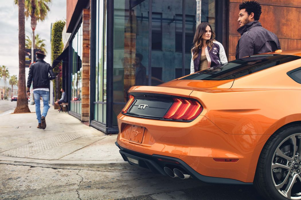2018 Ford Mustang wallpaper