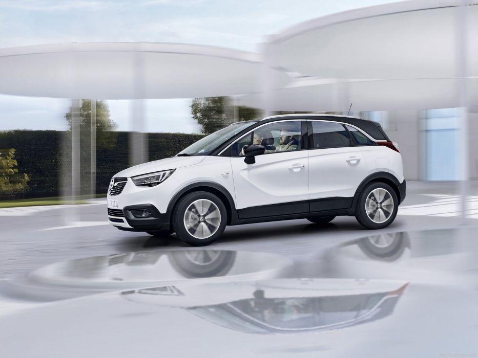 Opel Crossland (X) cars suv 2017 wallpaper