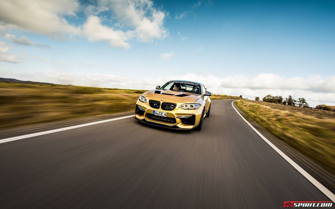 Manhart MH2 630 BMW (M2) coupe cars modified wallpaper