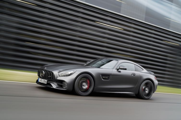 Mercedes-AMG GT C Edition 50 wallpaper