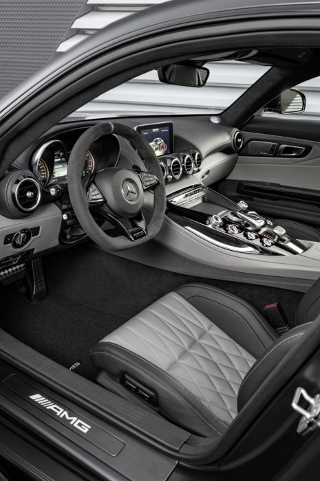 Mercedes-AMG GT C Edition 50 wallpaper