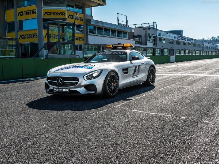 Mercedes-AMG GT S F1 Safety Car  wallpaper