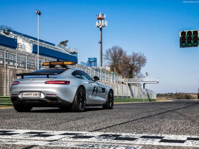 Mercedes-AMG GT S F1 Safety Car wallpaper
