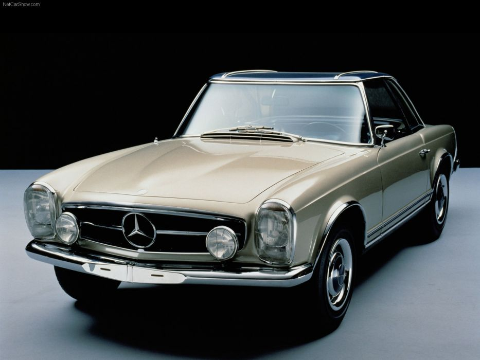 Mercedes-Benz 230 SL Roadster 1963  wallpaper