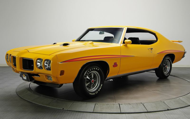 Pontiac GTO The Judge 1970 wallpaper