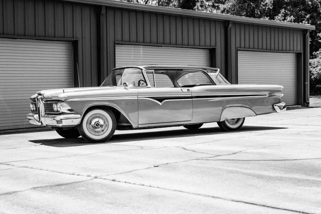1959 EDSEL RANGER cars classic wallpaper
