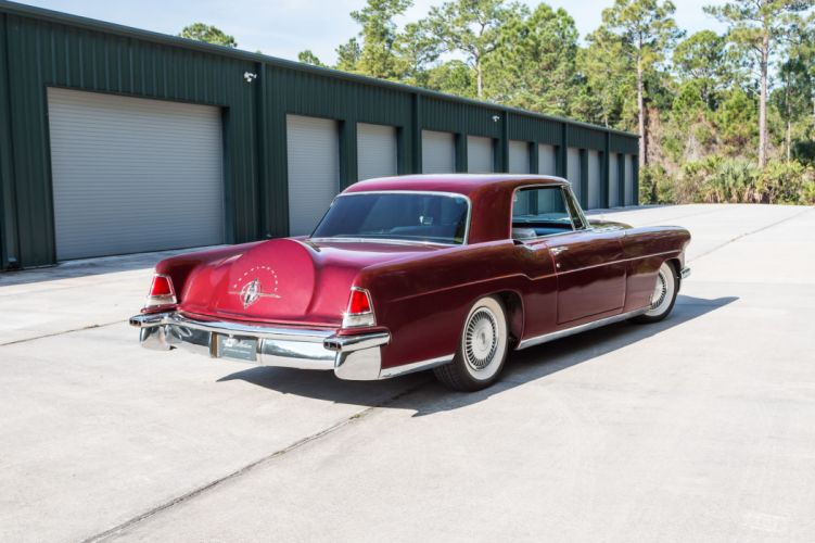 1956 LINCOLN CONTINENTAL MARK (II) cars classic wallpaper