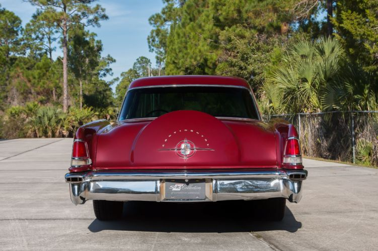 1956 LINCOLN CONTINENTAL MARK (II) cars classic wallpaper